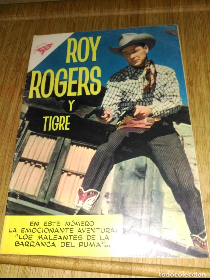 ROY ROGERS Nº 83 (Tebeos y Comics - Novaro - Roy Roger)