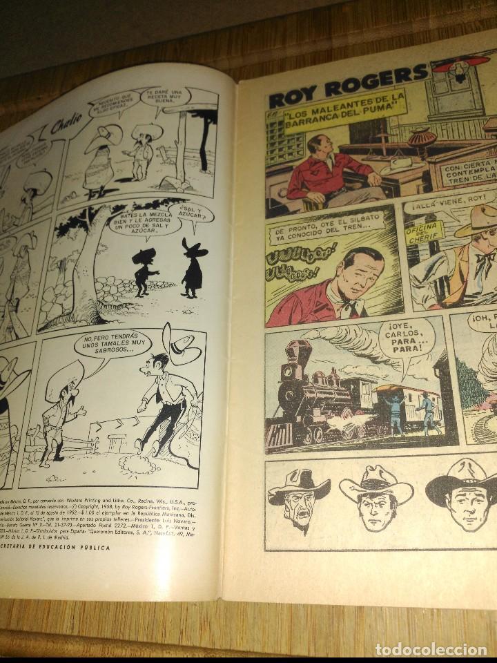 Tebeos: Roy Rogers Nº 83 - Foto 3 - 155411482