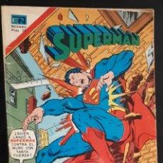 Tebeos: SUPERMAN 1192 - NOVARO. Lote 155431934