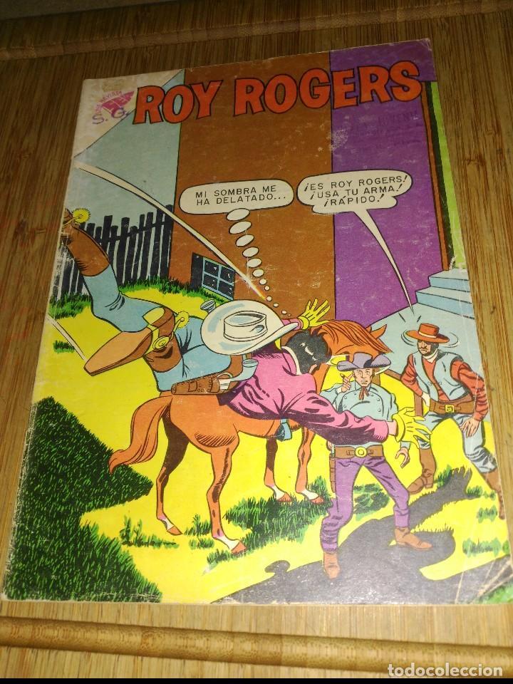 ROY ROGERS Nº 84 NOVARO (Tebeos y Comics - Novaro - Roy Roger)