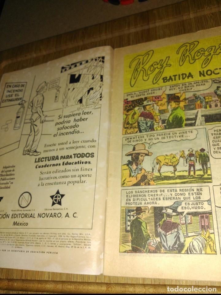 Tebeos: Roy Rogers Nº 84 NOVARO - Foto 3 - 155447714
