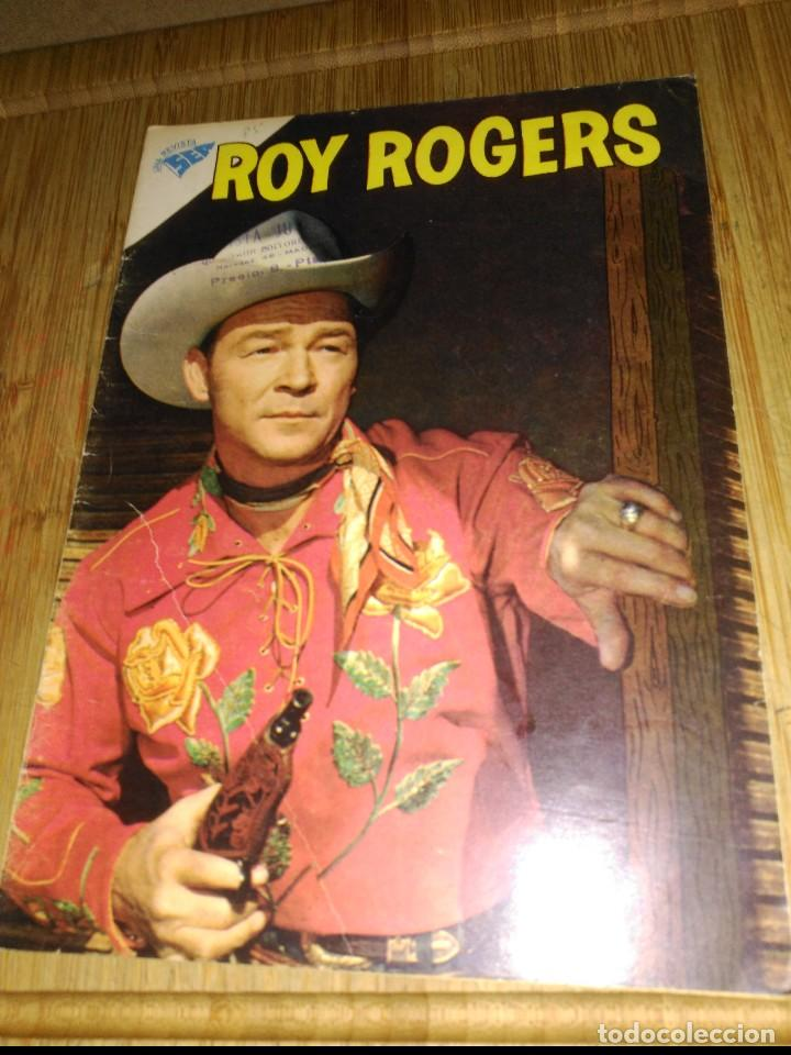 ROY ROGERS Nº 85 (Tebeos y Comics - Novaro - Roy Roger)