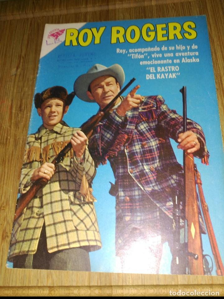 ROY ROGERS Nº 96 NOVARO (Tebeos y Comics - Novaro - Roy Roger)