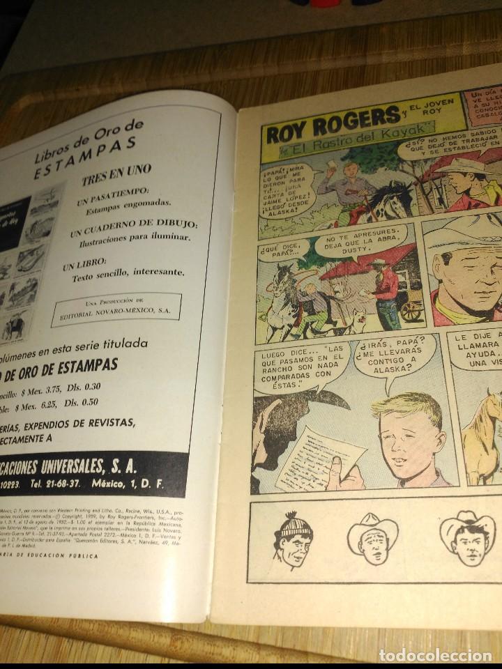 Tebeos: Roy Rogers Nº 96 NOVARO - Foto 3 - 155448554