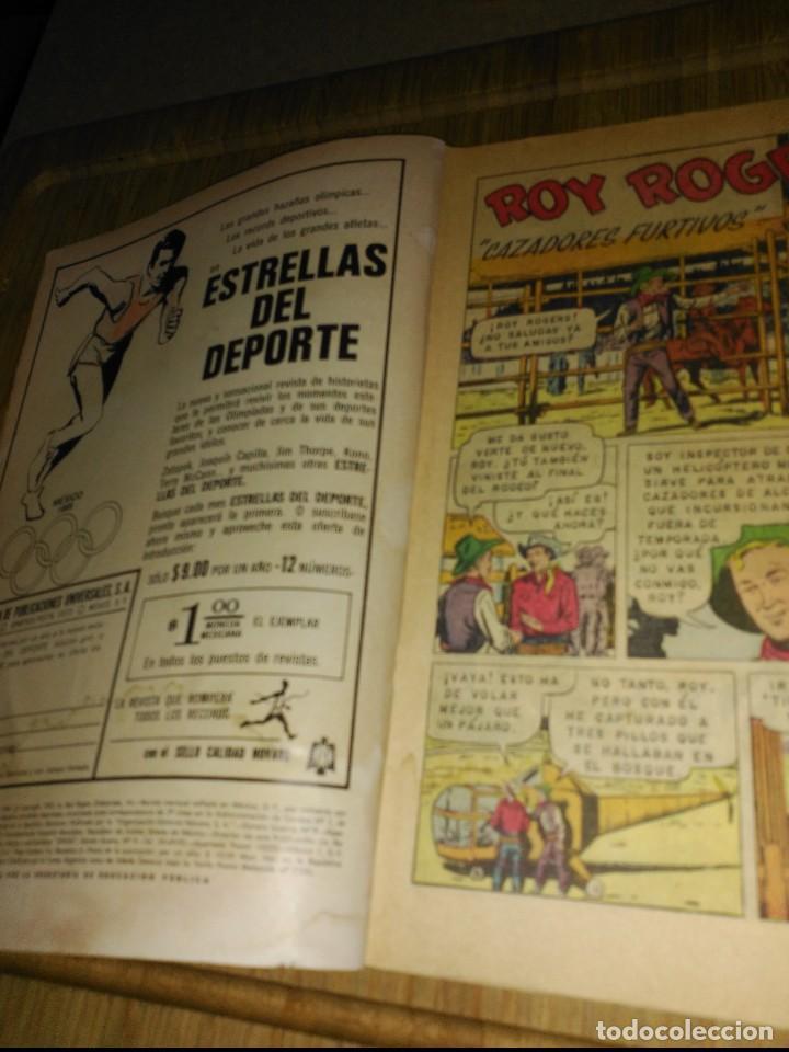 Tebeos: Roy Rogers Nº 158 - Foto 3 - 155449874