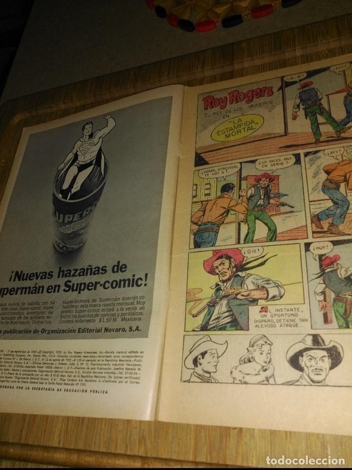 Tebeos: Roy Rogers Nº 181 - Foto 3 - 155450166