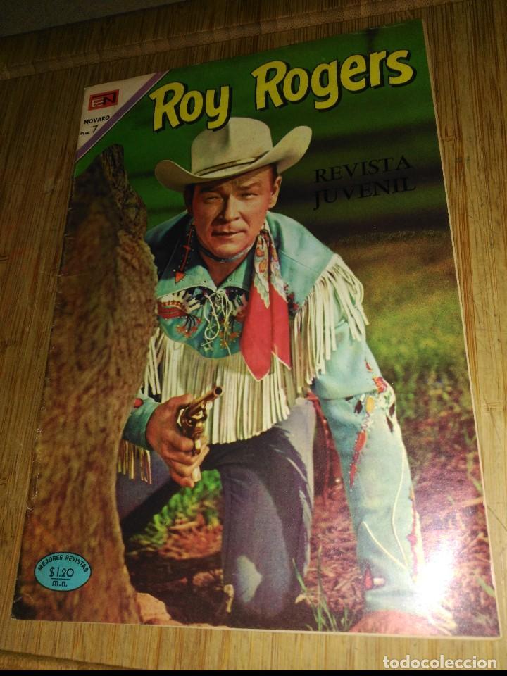 ROY ROGERS Nº 220 NOVARO (Tebeos y Comics - Novaro - Roy Roger)