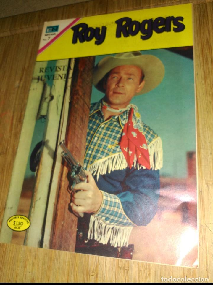 ROY ROGERS Nº 221 (Tebeos y Comics - Novaro - Roy Roger)
