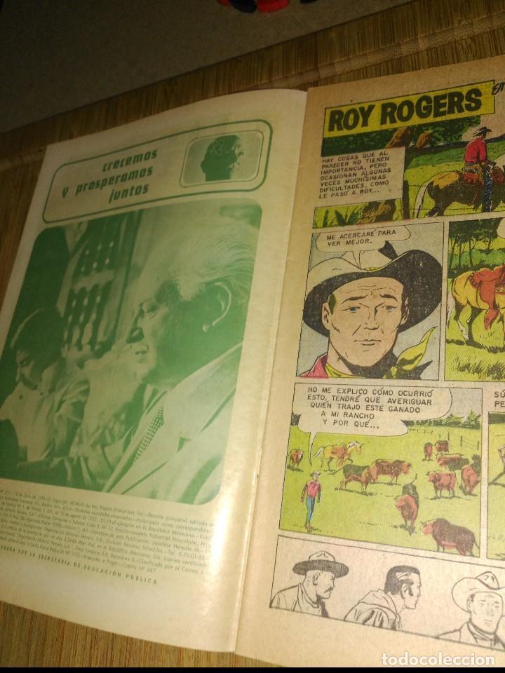 Tebeos: Roy Rogers Nº 221 - Foto 3 - 155451378
