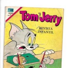 Tebeos: TOM Y JERRY, Nº 280. 15. DE DICIEMBRE DE 1969. EDITORIAL NOVARO, S. A.. Lote 155501098