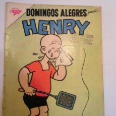 Tebeos: COLECCIÓN DOMINGOS ALEGRES - NUM 432 – HENRY - NOVARO - 1962. Lote 155507110