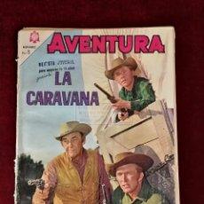 Tebeos: NOVARO AVENTURA LA CARAVANA Nº 387. Lote 155607138