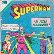Tebeos: SUPERMAN SERIE AVESTRUZ NÚMERO 3-41. AÑO 1978. LEGIÓN DE SUPERHÉROES.. Lote 155617462
