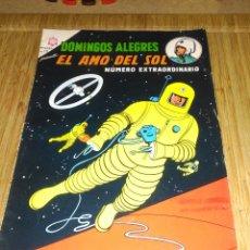 Tebeos: DOMINGOS ALEGRES EXTRAORDINARIO Nº 569 EL AMO DEL SOL. Lote 155659694