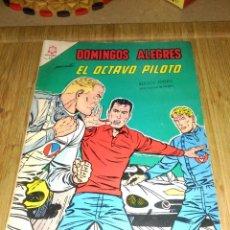 Tebeos: DOMINGOS ALEGRES EXTRAORDINARIO Nº 621 EL OCTAVO PILOTO. Lote 155661538