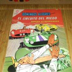 Tebeos: DOMINGOS ALEGRES EXTRAORDINARIO Nº 573 EL CIRCUITO DEL MIEDO. Lote 155662058