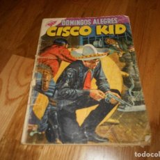 Tebeos: DOMINGOS ALEGRES CISCO KID Nº 237. NOVARO SEA 1954.. Lote 155743178