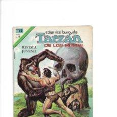 Tebeos: TARZÁN DE LOS MONOS, SERIE ÁGUILA Nº 454, 25 DE JULIO DE 1975 EDITORIAL NOVARO, S. A. MÉXICO.. Lote 155749122