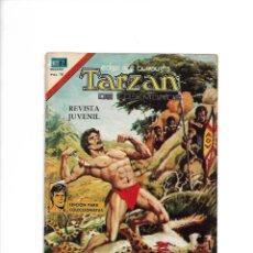 Tebeos: TARZÁN DE LOS MONOS, SERIE ÁGUILA Nº 2 - 537 - 16 DE MAYO DE 1977. EDITORIAL NOVARO, S. A. MÉXICO.. Lote 155750406
