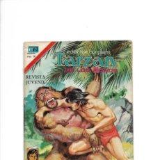 Tebeos: TARZÁN DE LOS MONOS, SERIE ÁGUILA Nº 2 - 542. - 16 DE JUNIO DE 1977. EDITORIAL NOVARO, S. A. MÉXICO.. Lote 155751394