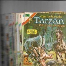 Tebeos: TARZÁN DE LOS MONOS, SERIE ÁGUILA. LOTE DE 16. TEBEOS. 1975 - 1978. EDITORIAL NOVARO, S. A. MÉXICO.. Lote 155775390