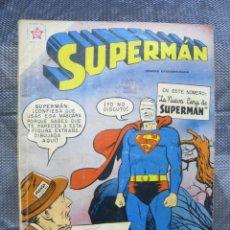 Tebeos: SUPERMAN N. EXTRAORDINARIO EXTRA. ERSA NOVARO 1959. TEBEO ORIGINAL. Lote 155791134