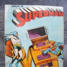 Tebeos: SUPERMAN ALBUM 59 (NUMS. 204-205-206-207-208). ERSA NOVARO 1959. TEBEO ORIGINAL. Lote 155791570