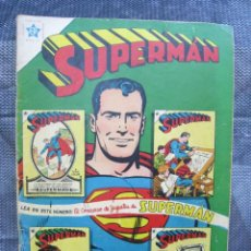 Tebeos: SUPERMAN N. 81. ERSA NOVARO 1956. TEBEO ORIGINAL. Lote 155792042