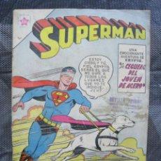 Tebeos: SUPERMAN N. 241. ERSA NOVARO 1960. TEBEO ORIGINAL. Lote 155792366