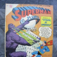 Tebeos: SUPERMAN N. 287. ERSA NOVARO 1961. TEBEO ORIGINAL. Lote 155792422