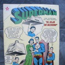 Tebeos: SUPERMAN N. 299. ERSA NOVARO 1961. TEBEO ORIGINAL. Lote 155792486