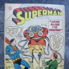 Tebeos: SUPERMAN N. 289. ERSA NOVARO 1961. TEBEO ORIGINAL. Lote 155792702