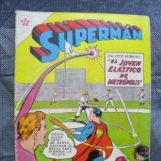 Tebeos: SUPERMAN N. 249. ERSA NOVARO 1960. TEBEO ORIGINAL. Lote 155792802