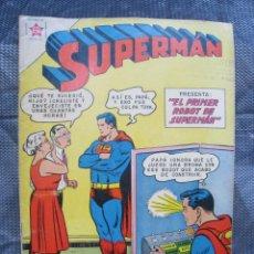 Tebeos: SUPERMAN N. 264. ERSA NOVARO 1960. TEBEO ORIGINAL. Lote 155793098