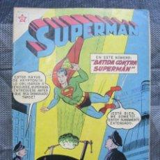 Tebeos: SUPERMAN N. 223. ERSA NOVARO 1960. TEBEO ORIGINAL. Lote 155793194