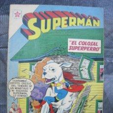 Tebeos: SUPERMAN N. 254. ERSA NOVARO 1960. TEBEO ORIGINAL. Lote 155793234