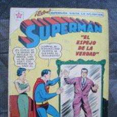 Tebeos: SUPERMAN N. 321. ERSA NOVARO 1961. TEBEO ORIGINAL. Lote 155793322