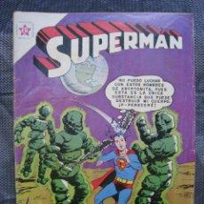 Tebeos: SUPERMAN N. 312. ERSA NOVARO 1961. TEBEO ORIGINAL. Lote 155793430