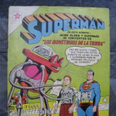 Tebeos: SUPERMAN N. 315. ERSA NOVARO 1961. TEBEO ORIGINAL. Lote 155793514