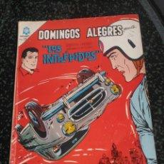 Tebeos: DOMINGOS ALEGRES EXTRAORDINARIO Nº 612 LOS INTRÉPIDOS. Lote 155797082