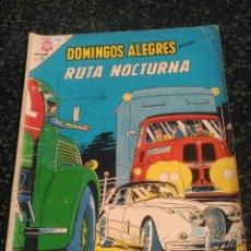 Tebeos: DOMINGOS ALEGRES EXTRAORDINARIO Nº 582 RUTA NOCTURNA. Lote 155797602