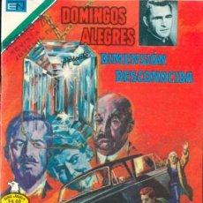 Tebeos: DOMINGOS ALEGRES-SERIE AGUILA- Nº 1310 -DIMENSIÓN DESCONOCIDA-1979-MUY ESCASO-DIFÍCIL-LEAN-0545. Lote 155811290
