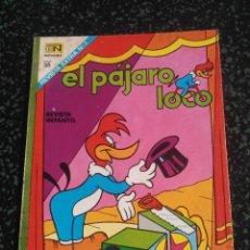 Tebeos: EL PÁJARO LOCO EXTRA NOVARO Nº 3. Lote 155812358
