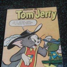 Tebeos: TOM Y JERRY ALBUM INFANTIL Nº 58 CON 5 CÓMICS DEL 107 AL 115. Lote 155814086