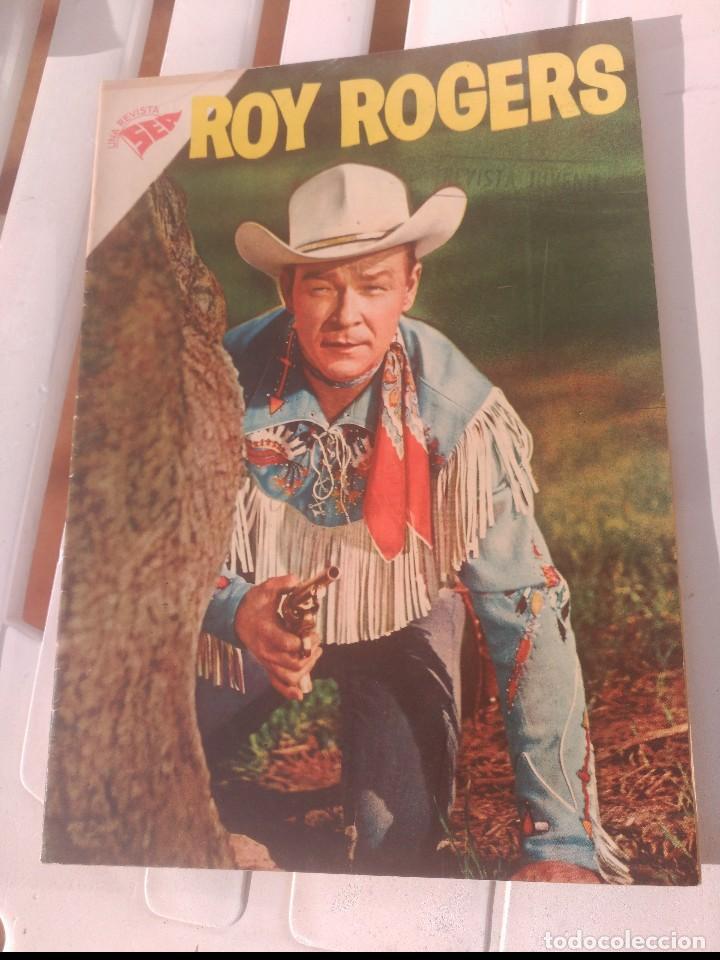 ROY ROGERS Nº 67 NOVARO (Tebeos y Comics - Novaro - Roy Roger)