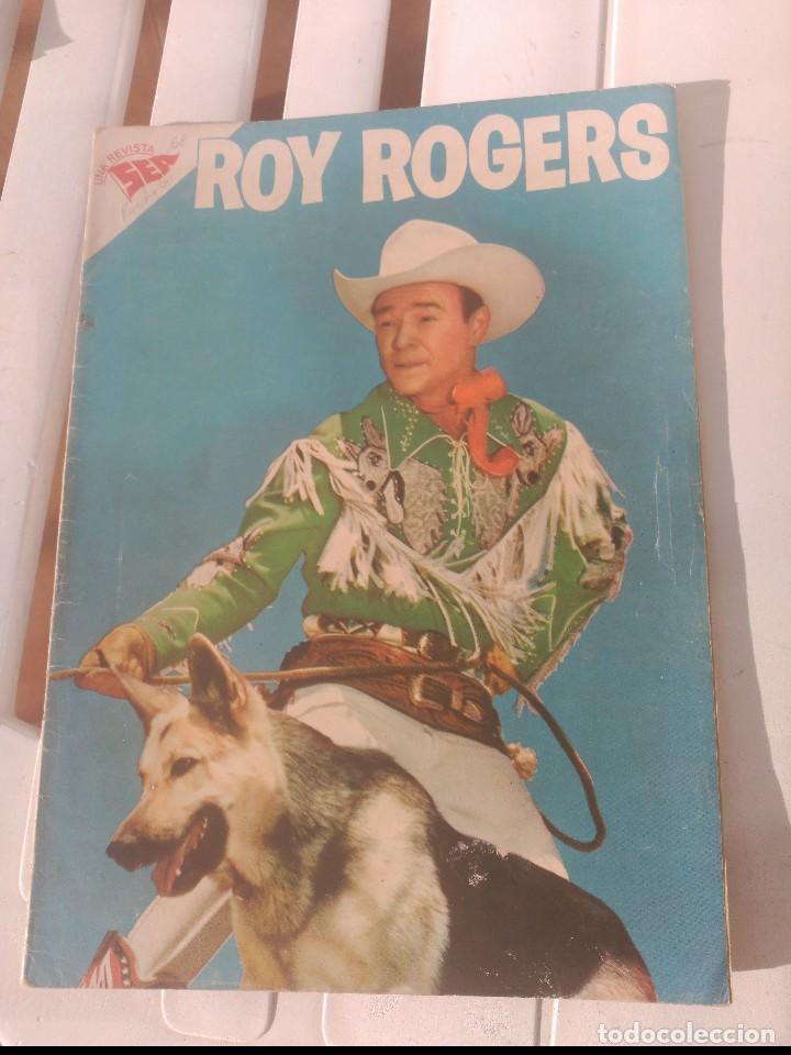 ROY ROGERS Nº 68 NOVARO (Tebeos y Comics - Novaro - Roy Roger)