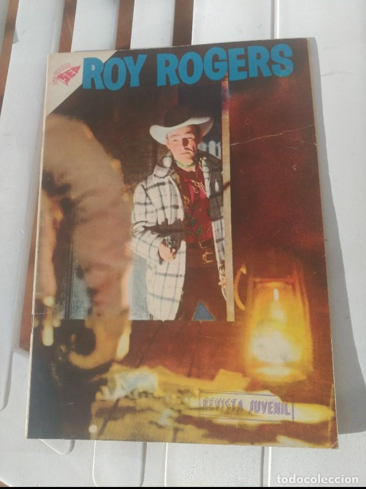 ROY ROGERS Nº 69 NOVARO (Tebeos y Comics - Novaro - Roy Roger)