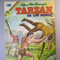 Tebeos: TARZAN (1951, EMSA / SEA / NOVARO) 337 · 15-III-1973 · TARZAN. Lote 155874554