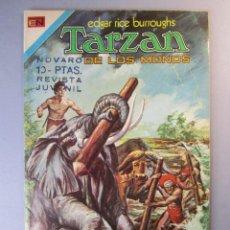 Tebeos: TARZAN (1951, EMSA / SEA / NOVARO) 399 · 28-VI-1974 · TARZÁN. Lote 155874578