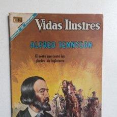 Tebeos: VIDAS ILUSTRES N° 180 - ORIGINAL EDITORIAL NOVARO. Lote 155890558